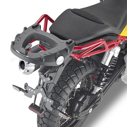 Portaequipajes superior para Moto Guzzi V85 TT (Bj.19-) Original Givi
