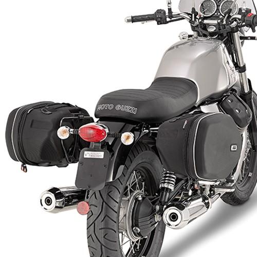 Espaciador para alforjas EASYLOCK para Moto Guzzi V7 (Bj.12-16) original Givi