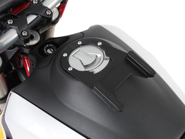 Cerradura de anillo de depósito para V85 TT (Bj.19-) original Hepco & Becker
