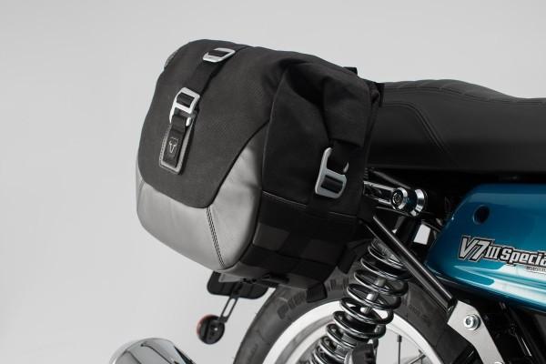 Juego de maletas laterales Moto Guzzi V7 III (16-) Legend Gear SW Motech