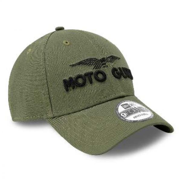 Gorra Moto Guzzi NEW ERA 9FORTY® verde