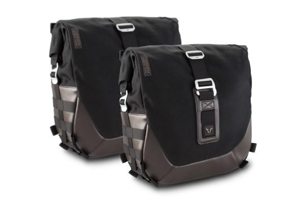 Conjunto de maletas laterales Moto Guzzi V9 Roamer / Bobber (15-) SW Motech Legend Gear LH / KP