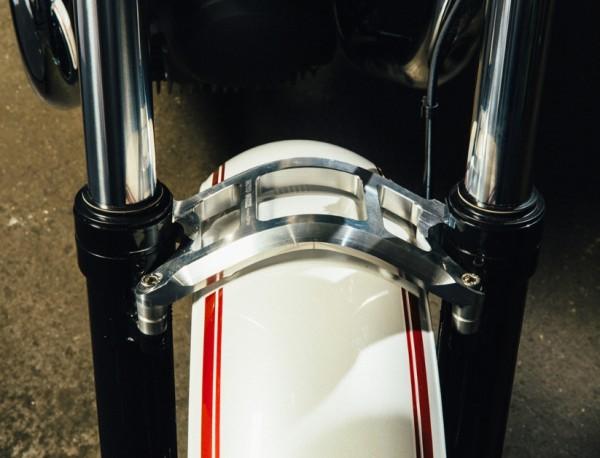 Refuerzo original para Moto Guzzi V9 Bobber / V9 Roamer