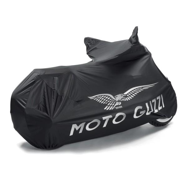 Garaje plegable original Eagle, negro para Moto Guzzi Audace