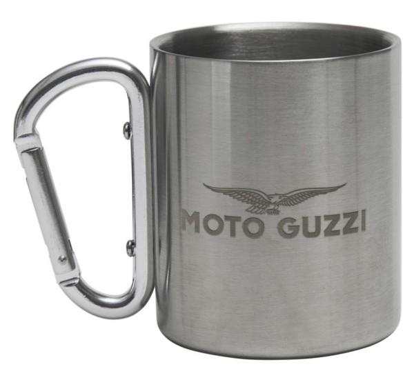 Copa Moto Guzzi acero inoxidable