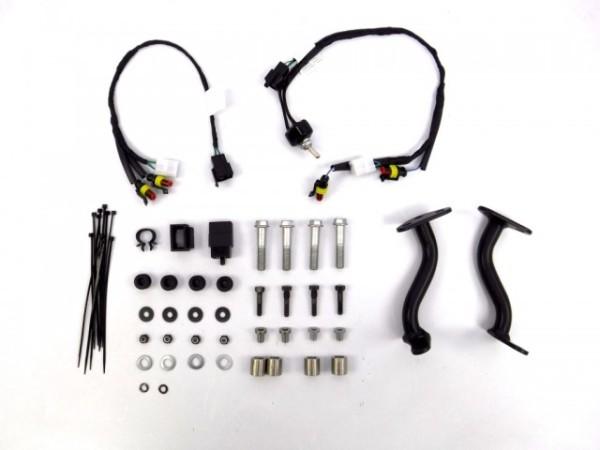 Soporte, para faros adicionales 2S000741 para Moto Guzzi MGX 21