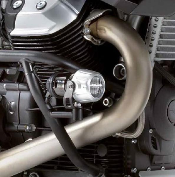 Barra de protección del motor, negra para Stelvio 1200 original Moto Guzzi