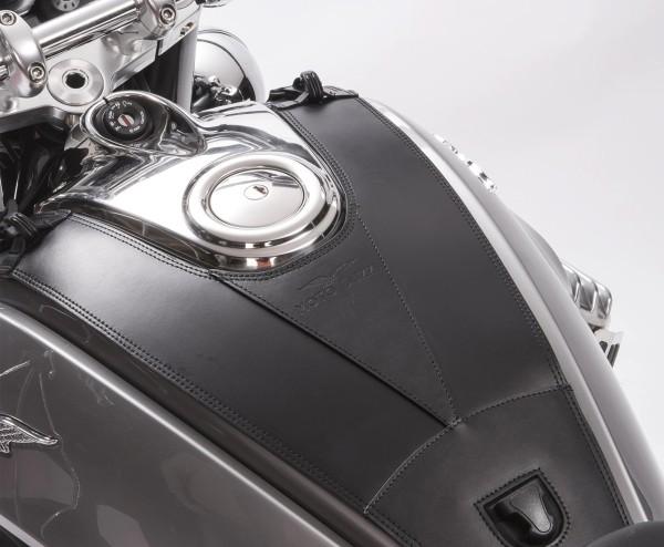 Cubre depósito original, piel para Moto Guzzi Eldorado