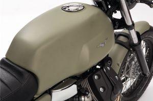 Juego de carenado original, Legend, verde para Moto Guzzi V7 I + II