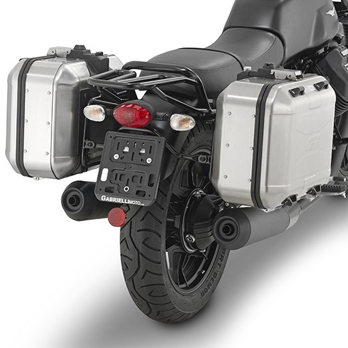 Sidecarrier para Moto Guzzi V7 III Special (Bj.17-) Original Givi