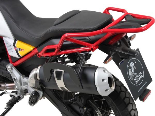 Soporte lateral C-Bow negro para V85 TT (Bj.19-) original Hepco & Becker