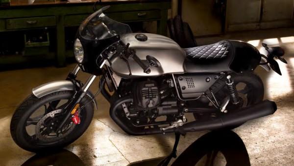 Kit Moto Guzzi Raw para V7 III