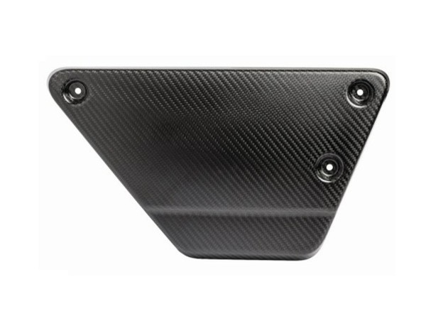 Tapa lateral de carbono derecha Moto Guzzi V7 III