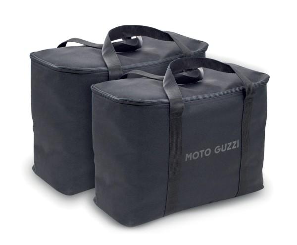 Bolsas interiores originales para maletas laterales de aluminio Moto Guzzi V85 TT