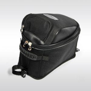 Bolsa de depósito original, negra para Moto Guzzi California