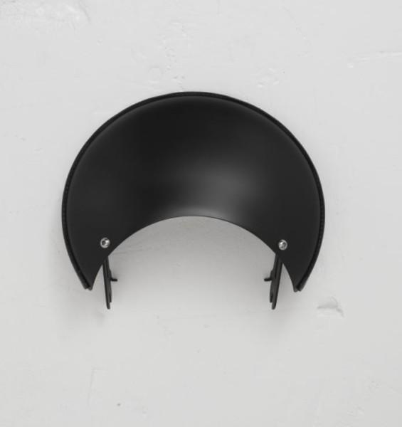 Cubierta, aluminio, negro para Moto Guzzi V7 III