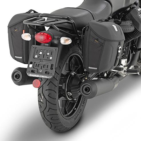 Espaciador para alforjas MT501 para Moto Guzzi V7 III Original Givi
