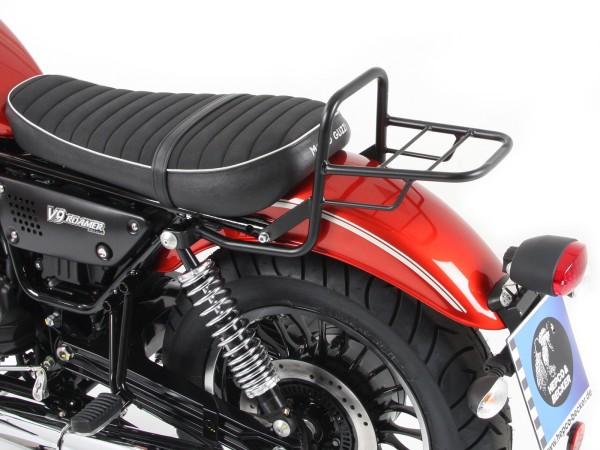 Portaequipajes tube portaequipajes superior negro para modelo V 9 Roamer (Bj.17-) con asiento corto