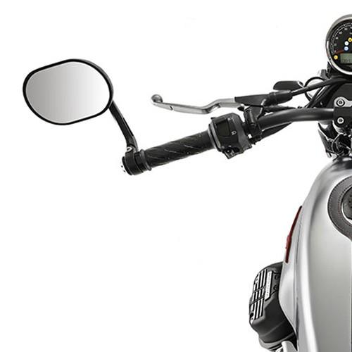 Retrovisor izquierdo del manillar - Moto Guzzi V7 III Stone S (2020)