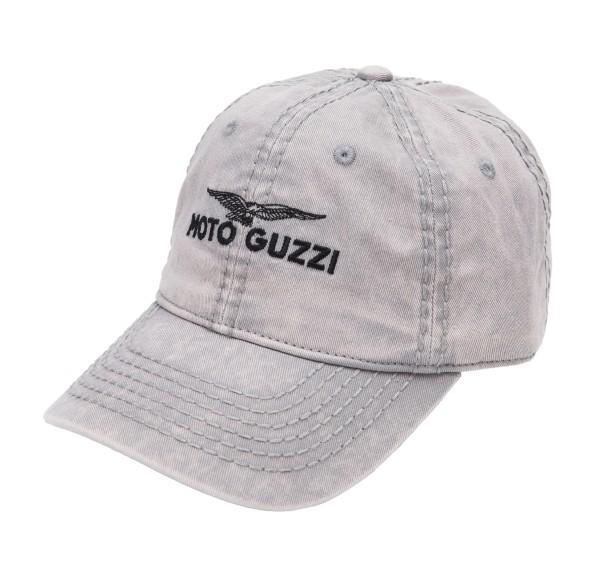 Moto Guzzi Base Cap niños gris