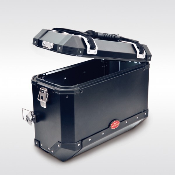 Juego de agarraderas Moto Guzzi Stelvio (2 piezas) para maletas de aluminio